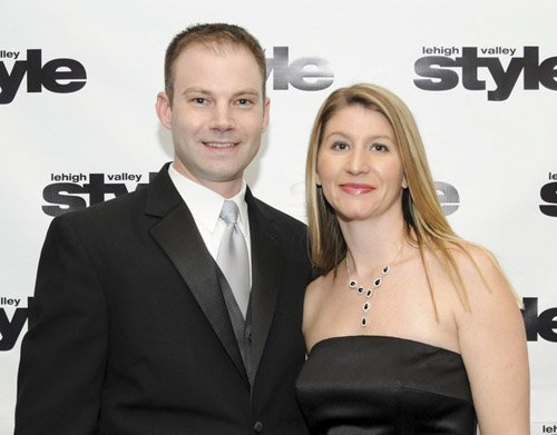 Eric Staub and Amy Kerstetter