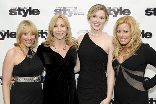Katie Patt, Kristine McCreary, Leslie Roehrig and Marissa Burkholder