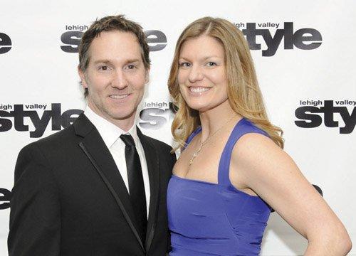 Matt Clark and Eileen Budd-Clark