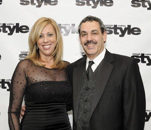 Megan and Rick Principato