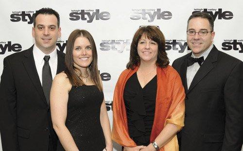 Randy and Erika Galiotto, and Cathy and Joe Biondo