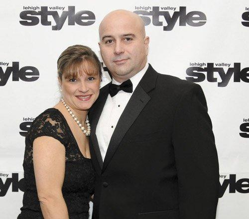 Nadya and Victor Salicetti