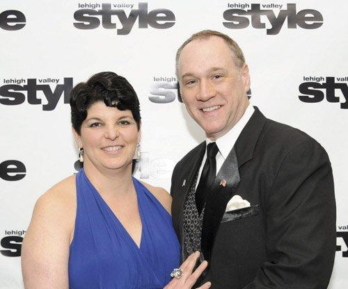 Brenda and Mark Shepperd