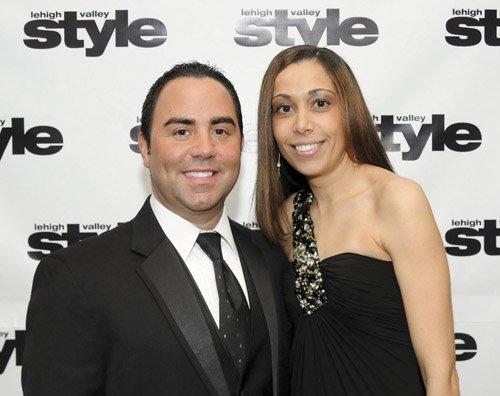 Mike and Lina Axiotis