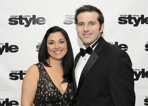 Adrienne and Tony Dare