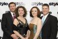 Troy Stone, Rachel Hutnick, Bonnie Catts and Michael Mateja