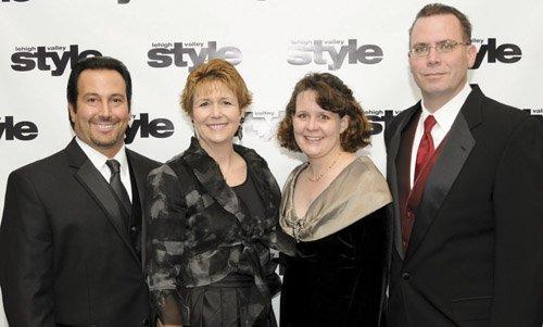 Brad Baum, Anne Baum, Colleen Mooney-McGee and Paul McGee