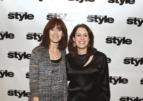 Cindy Feinberg and Karen Duerholz