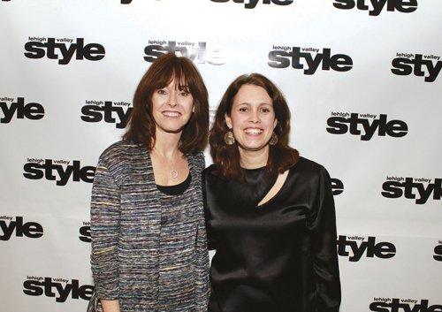 Cindy Feinberg and Karen Duerholz