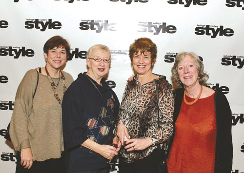 Dorothy Stephenson, Sharon Yoshida, Barbara Pearson and Deni Thurman-Eyer