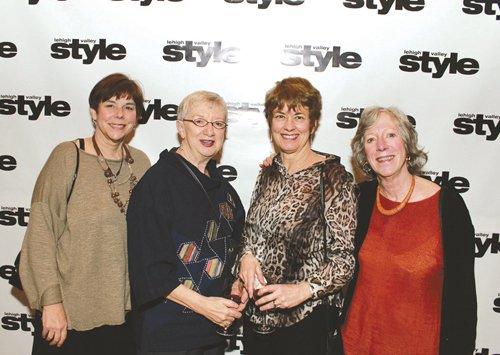 Dorothy Stephenson, Sharon Yoshida, Barbara Pearson and Deni Thurman-Eyer