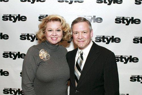 Francie and Bob DeSalvio
