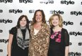 Cindy Gasper, Marlyn Kissner and Christine Campbell