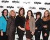 Joann Ferretti, Dorota Kozak, Patti Yetter, Karley Biggs, Jessica Moyer and Avery Smith