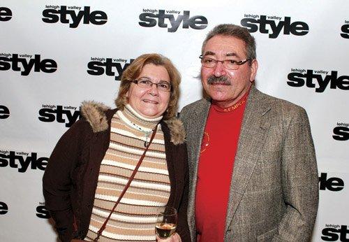 Carol and Jim Mineo