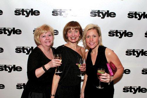Lori Osborne, Susie Miller and Deb McElroy