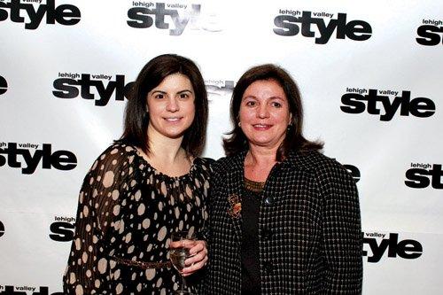 Amy Villani and Lisa Villani
