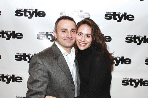 Chris and Jessica Costa
