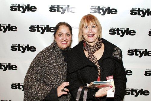 Cathy Gretta and Patti Sweeney