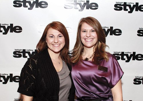Stephanie Rennig and Erica Rennig