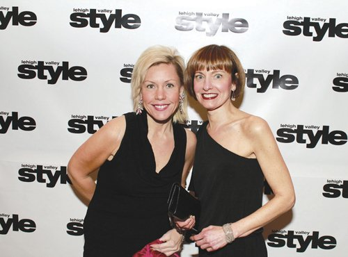 Deb McElroy and Susie Miller