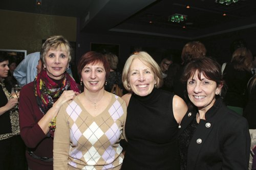 Mary Stubbmann, Rose McGeehin, Sue Cichelli and MMJ deSandes