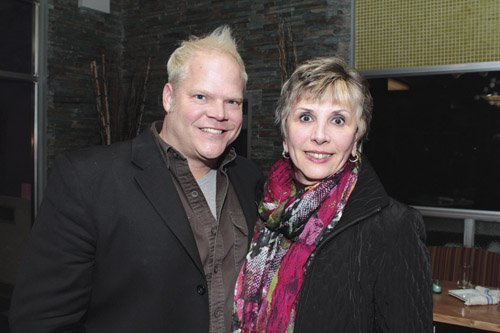 Scott Rothenberger and Mary Stubbmann