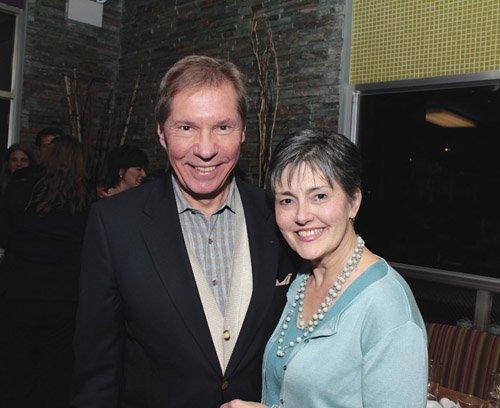 Walter and Sharon Sanders