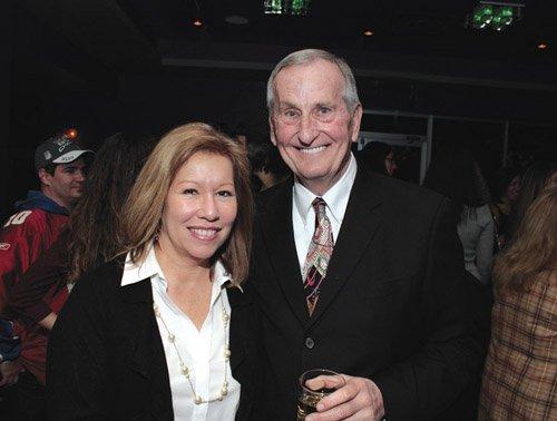 Susan Hale and John Graczyk