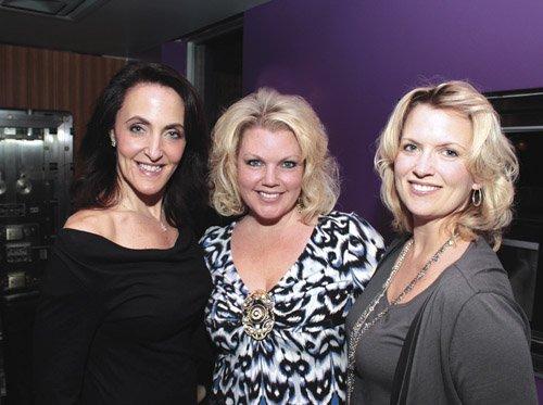 Thea Tantaros, Lisa Nagle and Tari Ebert