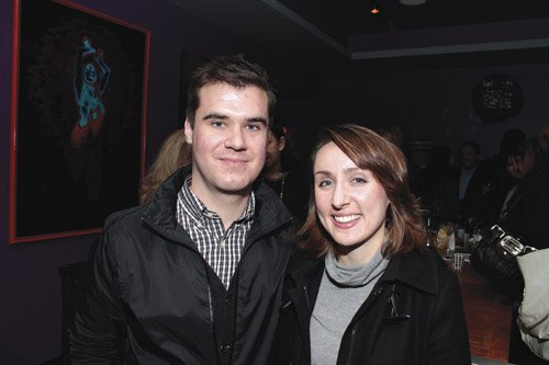 Dave and Emily Graf