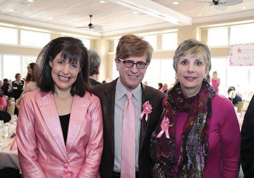Judy Harris, Jack Mydlo and Mary Stubbmann