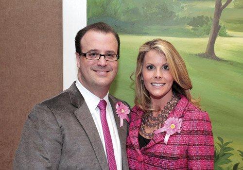 John and Erica Brooks
