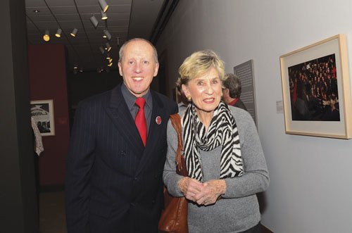 Brooks Joyner and Miren Davis