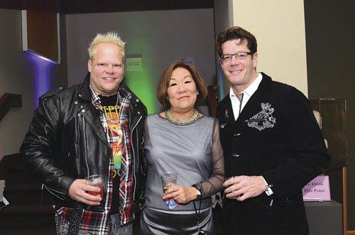 Scott Rothenberger, Denise Conlin and Glenn Neiman