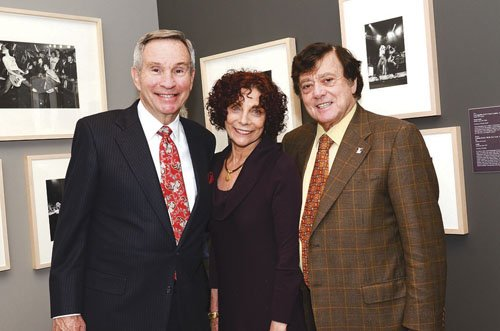 Lee Butz and Harold and Sandy Goldfarb