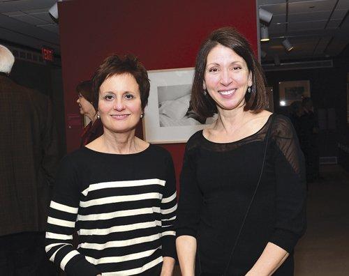Lygia Bellis and Lydia Panas