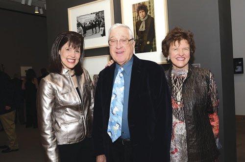Judith Harris, Jim Kintzel and Kay Kintzel