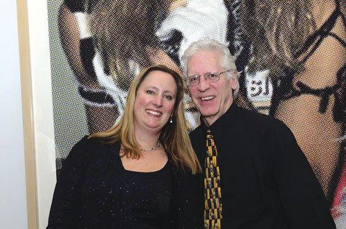 Susanne Ellis Boak and Dick Boak