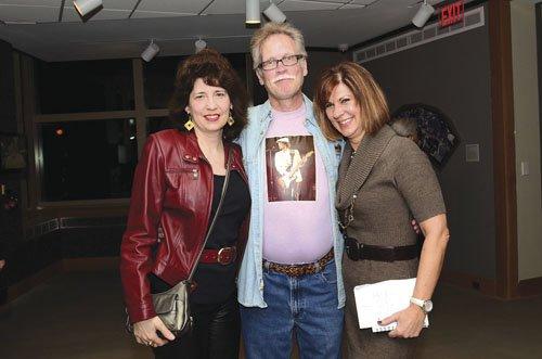 Corliss Bachman, Ed Niechwiadowicz and Cathy Sauerwine