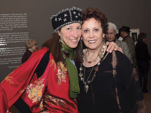 Marla Duran and Rose Ackerman