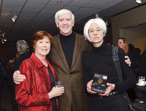 Mary Elaine Ford, Bob Ford and Diana Morse