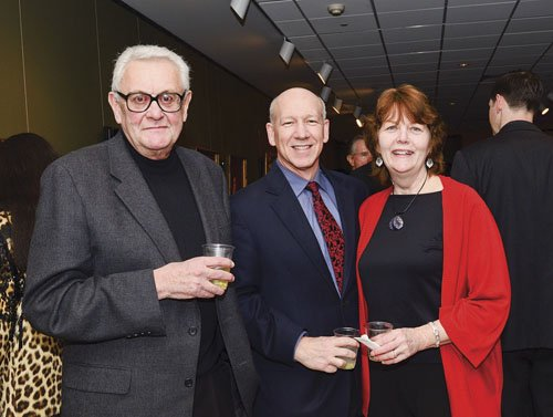 Sandy Beldon, and Jim and Mary Klunk