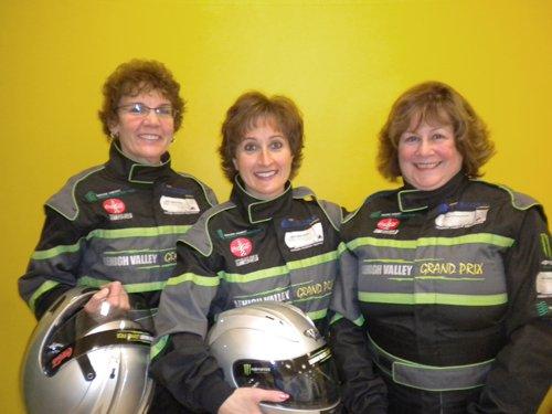 Michele Varricchio, Melissa Pavlack and Susan Maurer