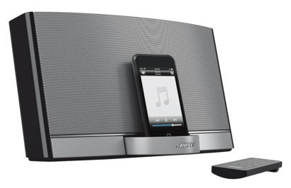 An IPod Mp3 Stereo Dock Is A Great Option For Volume And Sound Quality