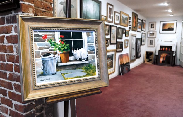The Snow Goose Gallery