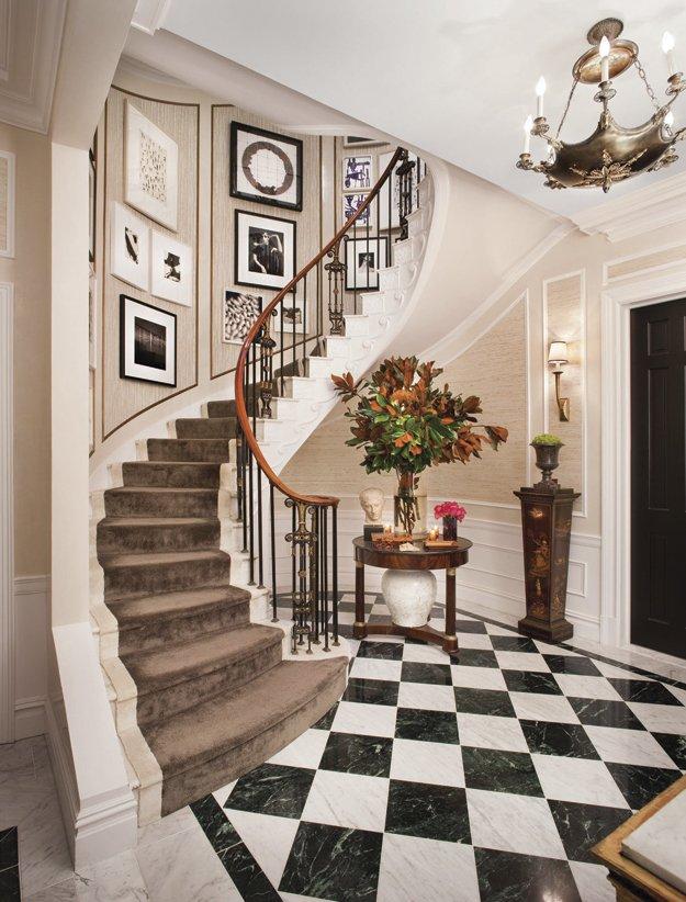 Winterrowd Kips Bay Stairway