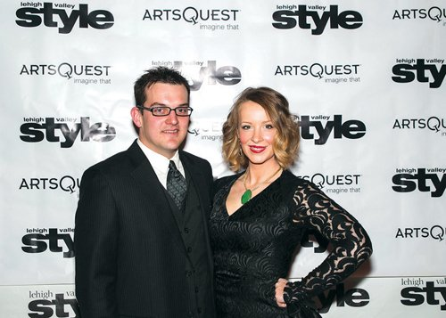 The Red Carpet Party At Artsquest Lehigh Valley Style