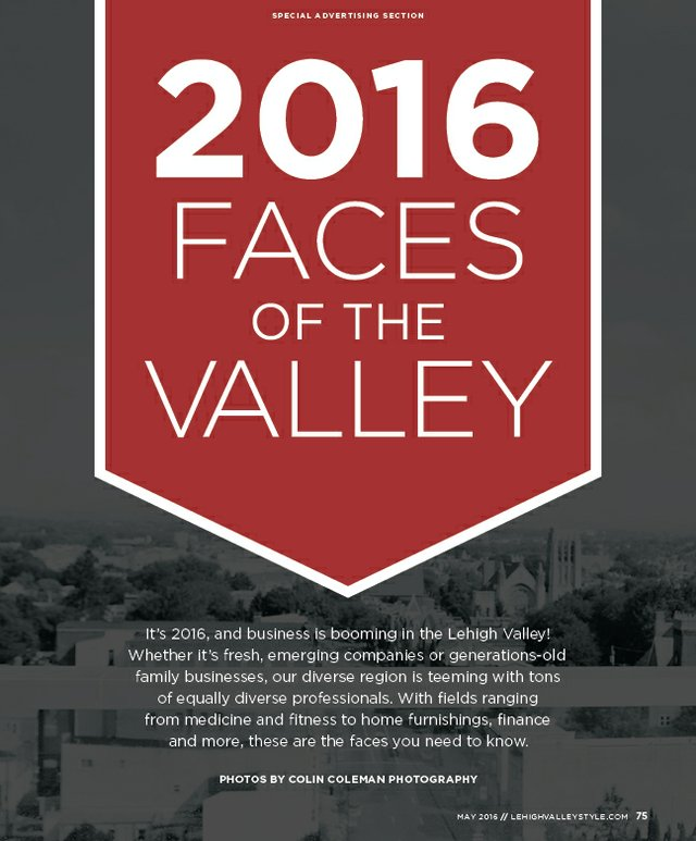 Faces of the Valley 2016