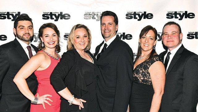 Biagio and Elisha Pugliese, Jessica and Ben Faessel, Margaret Collier and Jason Decker.jpg